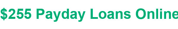 255.00 payday loans