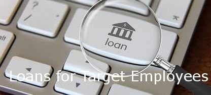 Personal Loans for Target Employees
